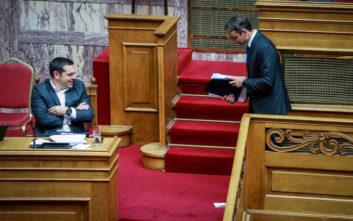 Ευρωεκλογές 2019: Τι έδειχναν οι δημοσκοπήσεις, πού κλείνει η διαφορά Νέας Δημοκρατίας – ΣΥΡΙΖΑ