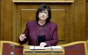 «Το ΚΚΕ καταψηφίζει την κυβέρνηση και καλεί να την καταψηφίσει ο λαός»