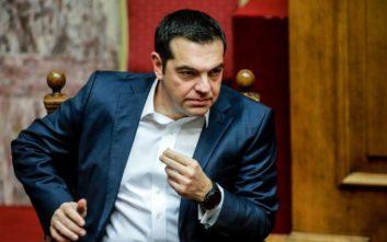 Ψήφο εμπιστοσύνης πήρε ο Αλέξης Τσίπρας