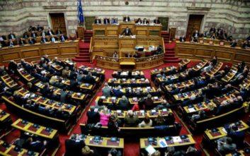 Κορυφώνεται η μάχη στη Βουλή για τη Συμφωνία των Πρεσπών