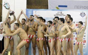 Κυπελλούχος Ελλάδας για 20ή φορά ο Ολυμπιακός
