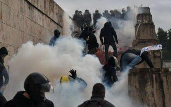 Μήνυση για χρήση ληγμένων επικίνδυνων χημικών στο συλλαλητήριο