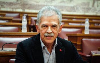 Δανέλλης: Θέλω Ευρωβουλή, αλλά δεν θα διακινδυνεύσω την κυβερνητική πλειοψηφία