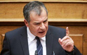 Θεοδωράκης: Αν δεν περάσει η συμφωνία δε θα πέσει ο Τσίπρας, ο Ζάεφ θα πέσει