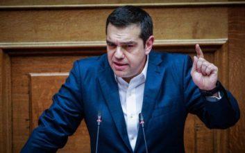 Τσίπρας: Ο «μέγας Μακεδονομάχος Σαμαράς» είχε αποδεχθεί τον όρο Μακεδονία