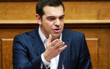 Τσίπρας: Ψέματα τα περί «μακεδονικού έθνους» και «μακεδονικού λαού»