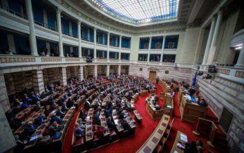 Η δεύτερη μάχη στη Βουλή για τη συνταγματική αναθεώρηση