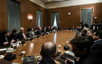 Συνεδριάζει το μεσημέρι το υπουργικό συμβούλιο για την αλλαγή ηγεσίας της Δικαιοσύνης