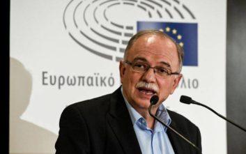Στο Ευρωκοινοβούλιο από τον Δημήτρη Παπαδημούλη το θέμα της απαγόρευσης συναθροίσεων