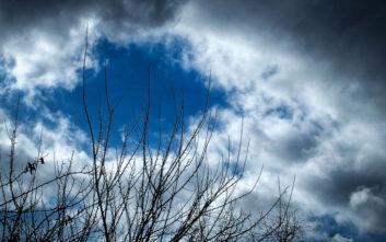 Βελτίωση του καιρού με άνοδο της θερμοκρασίας την Κυριακή