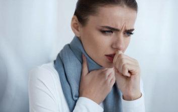 Αντιμετωπίστε τον παραγωγικό βήχα με Ivisposil, με εκχύλισμα φύλλων κισσού