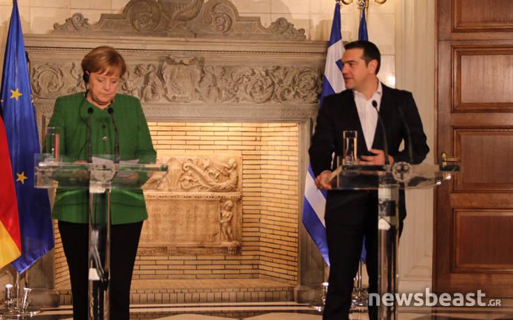 Η αναφορά του Αλέξη Τσίπρα στο αυστηρό Γερμανό και τον τεμπέλη Έλληνα