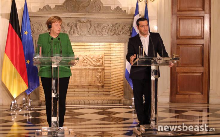 Τσίπρας: Ο ελληνικός λαός δοκιμάστηκε σκληρά, αλλά τα κατάφερε