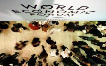 Παγκόσμιο Οικονομικό Φόρουμ με ηχηρές απουσίες