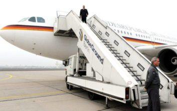 Νέα βλάβη σε κυβερνητικό αεροσκάφος της Γερμανίας