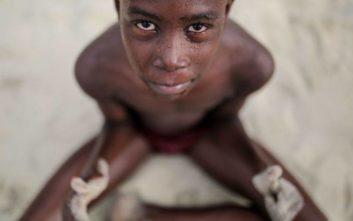 Αφρικανική φυλή όργιο