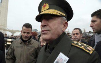 Ακάρ: Ευχή να μη γίνει πόλεμος στην ανατολική Μεσόγειο