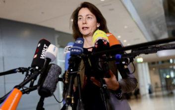 Υπέρ του δεύτερου δημοψηφίσματος για το Brexit η Γερμανίδα υπουργός Δικαιοσύνης