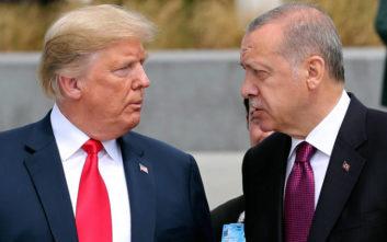 «Βουτιά» της τουρκικής λίρας λόγω ανησυχιών από τον εμπορικό πόλεμο Κίνας - ΗΠΑ