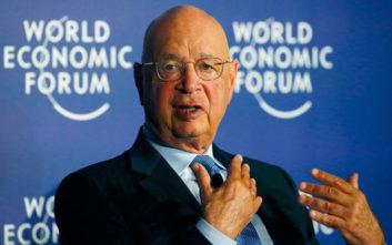 Αυτή την απειλή για την παγκόσμια οικονομία βλέπει ο ιδρυτής του Παγκόσμιου Οικονομικού Φόρουμ