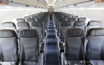 Η σακούλα για τη ναυτία στο αεροπλάνο έκρυβε μια ερωτική εξομολόγηση