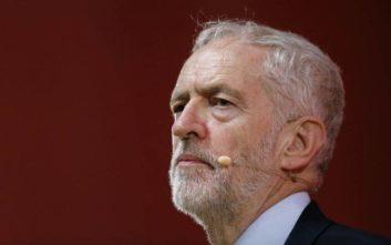 Brexit: Ο Κόρμπιν υπόσχεται δημοψήφισμα για την παραμονή ή όχι στην ΕΕ