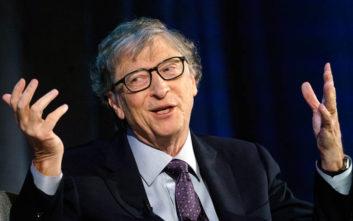 Αποσύρθηκε από το ΔΣ της Microsoft ο Μπιλ Γκέιτς