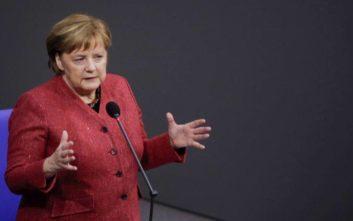 Μέρκελ: Υπάρχει ακόμα χρόνος για να λυθεί το αδιέξοδο στο Brexit