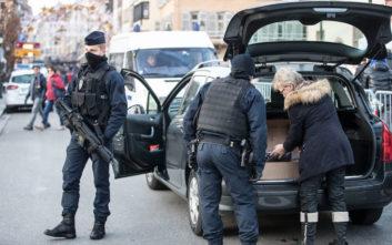 Πέντε συλλήψεις για την επίθεση στη χριστουγεννιάτικη αγορά του Στρασβούργου