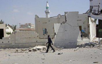 Επίθεση με όλμους σε βάση του ΟΗΕ στη Σομαλία