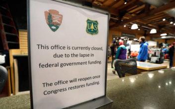 Απομακρύνεται το ενδεχόμενο ενός νέου shutdown