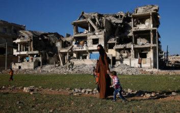 Τουλάχιστον 15 παιδιά νεκρά λόγω ψύχους στη Συρία