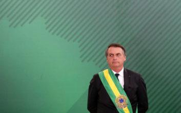 Μπολσονάρου: Ήταν η βούληση του θεού να είμαι πρόεδρος