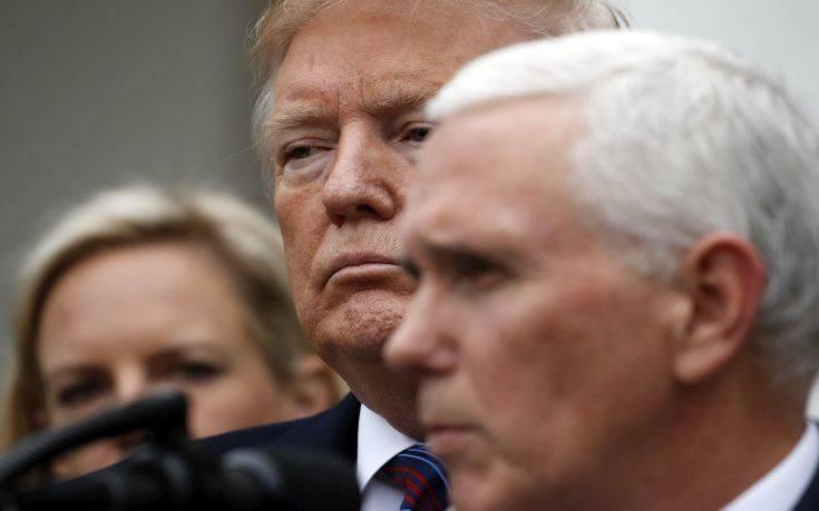 Κόντρα Δημοκρατικών-Τραμπ για την κήρυξη της χώρας σε κατάσταση έκτακτης ανάγκης