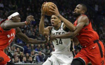 Οι ειδικοί του ESPN βγάζουν MVP του NBA τον Γιάννη Αντετοκούμπο