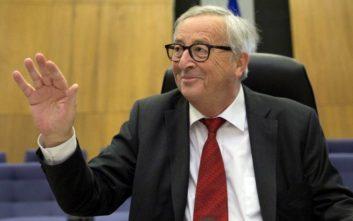 Γιούνκερ: H Συμφωνία των Πρεσπών έγινε μεταξύ δύο κρατών και όχι μεταξύ δύο κυβερνήσεων