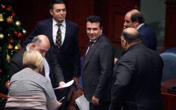 Δεν βρίσκει τους 80 ο Ζάεφ, συνεχίζεται σήμερα η συνεδρίαση της Βουλής της πΓΔΜ