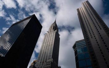 Πωλητήριο σε ένα από τα πιο εμβληματικά κτίρια στη Νέα Υόρκη
