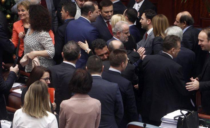Η επόμενη μέρα στην πΓΔΜ μετά την ολοκλήρωση της ψηφοφορίας για τη Συνταγματική Αναθεώρηση