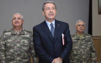 Πρόσκληση στον Αποστολάκη από τον Τούρκο υπουργό Άμυνας