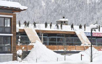 Τρεις νεκροί από χιονοστιβάδα στην Αυστρία