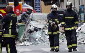 Στους 4 οι νεκροί από την ισχυρή έκρηξη στο κέντρο του Παρισίου