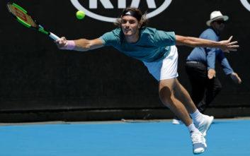 Πρόκριση για Τσιτσιπά στο Australian Open
