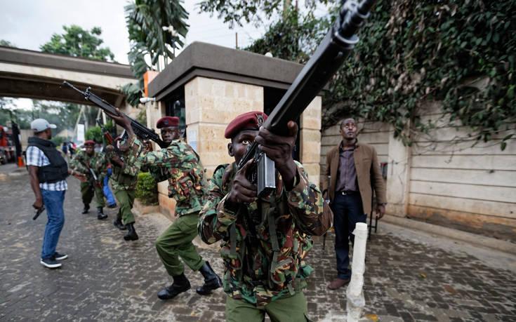 Μακελειό σε ξενοδοχείο της Κένυας