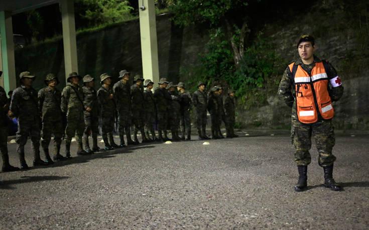 Νέο καραβάνι από την Κεντρική Αμερική ξεκινά το μακρύ ταξίδι για τις ΗΠΑ
