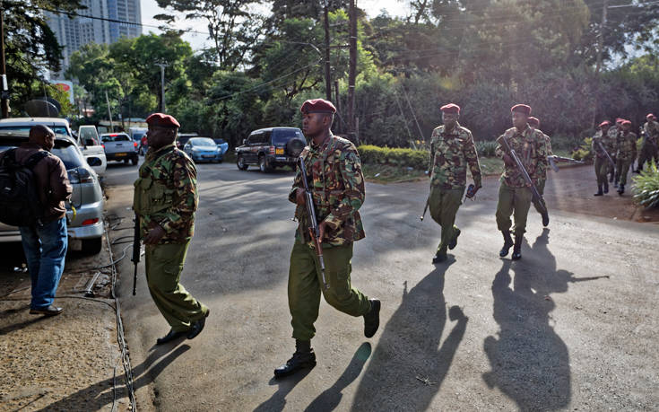Ολοκληρώθηκε η εξουδετέρωση της επίθεσης στην Κένυα