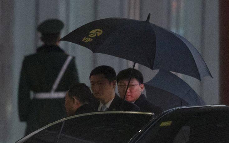 Στη Ουάσιγκτον ο απεσταλμένος του Κιμ Γιονγκ Ουν