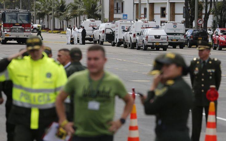 «Οι αντάρτες του ELN βρίσκονται πίσω από το μακελειό στην Μπογκοτά»