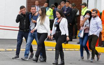 Τριήμερο πένθος στην Κολομβία μετά την πολύνεκρη επίθεση στην Μπογκοτά