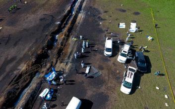 Στους 91 οι νεκροί της έκρηξης στο Μεξικό